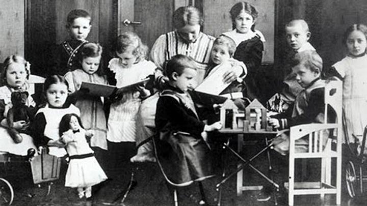 В июле 1866  года был основан первый детский сад в Воронеже