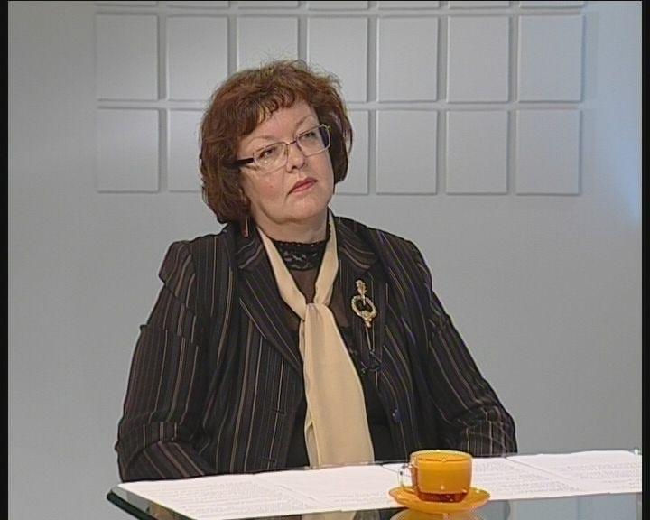 Вести-Интервью с Еленой Масловой от  07.10.2014