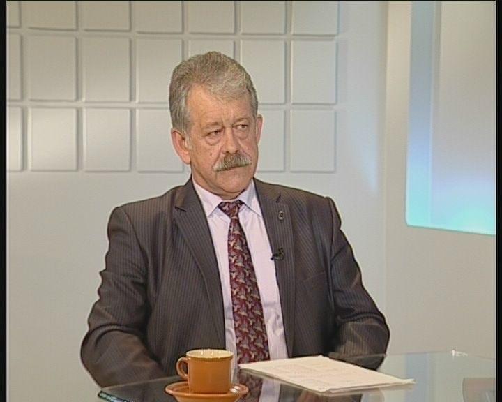 Вести-Интервью от 03.04.2014 с Климовым Владимиром