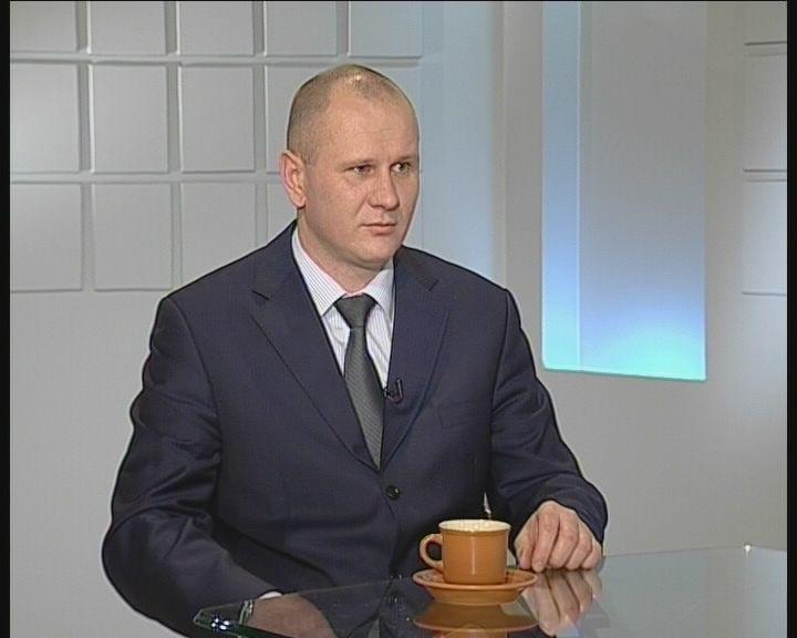 Вести-Интервью от 09.04.2014 со Слесаревым Андреем