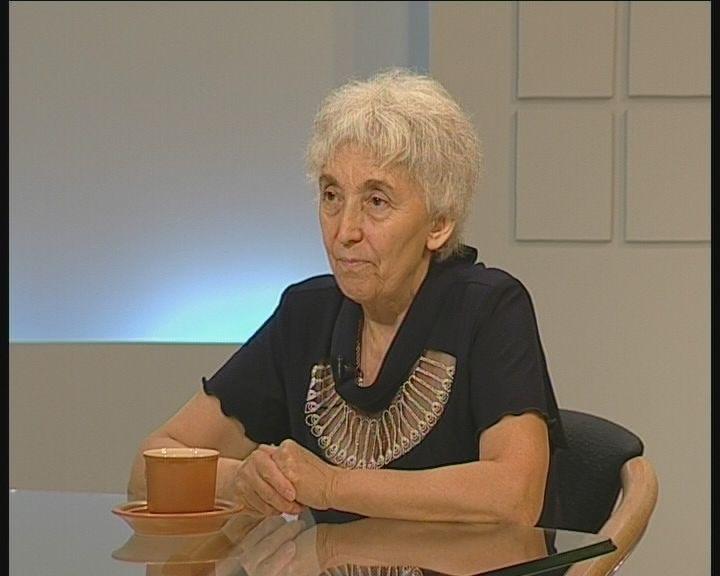 Вести-Интервью от 12.08.2014 с Баскаковой Лилией