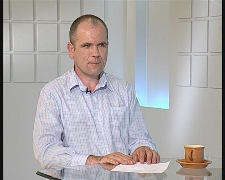Вести-Интервью от 22.05.2014 с Шаповаловым Денисом