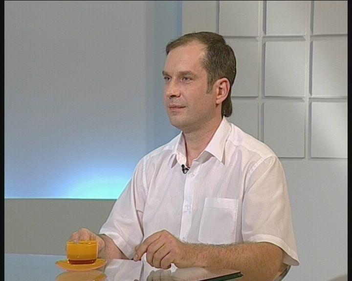 Вести-Интервью от 31.07.2014 с Андреем Померанцевым