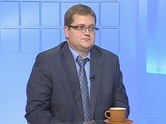 Вести-Интервью с Анисимовым Владимиром от 16.10.2014