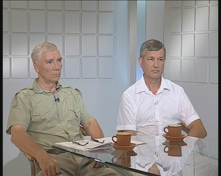 Вести-Интервью с Кручининым Владимиром и Зайцевым Виктором