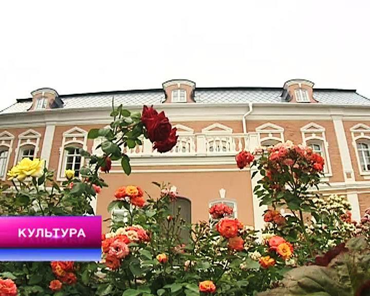 Вести-Культура: История усадьбы Сталь фон Гольштейнов