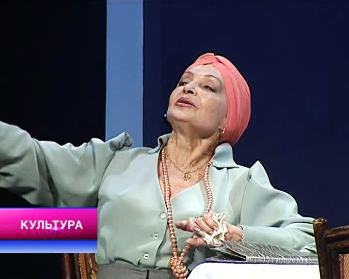 Вести-Культура: Два творческих юбилея в Воронежском театре драмы