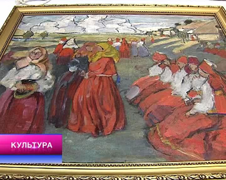 Картины Елены Киселёвой, юбилей воронежского дрессировщика и 215 сезон драмтеатра