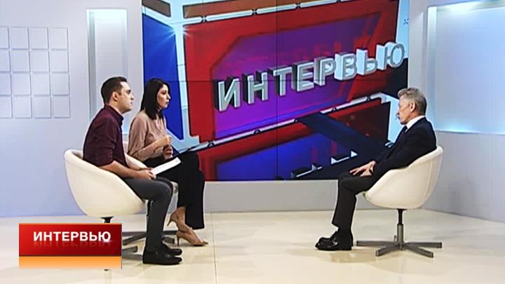 Интервью с бизнесменом, совладельцем воронежского кинотеатра «Пролетарий» Игорем Барминым