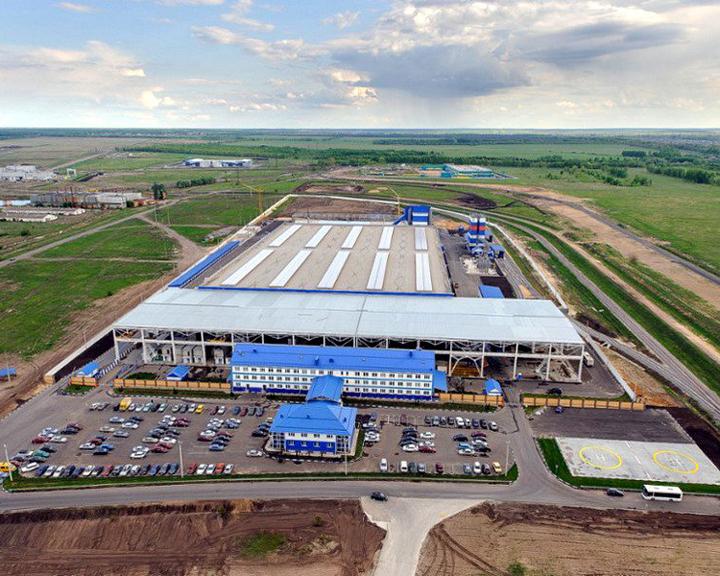 Индустриальный парк «Масловский» создан 6 апреля 2010 года