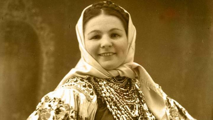 1 февраля 1915 года. Родилась народная артистка СССР Мария Мордасова