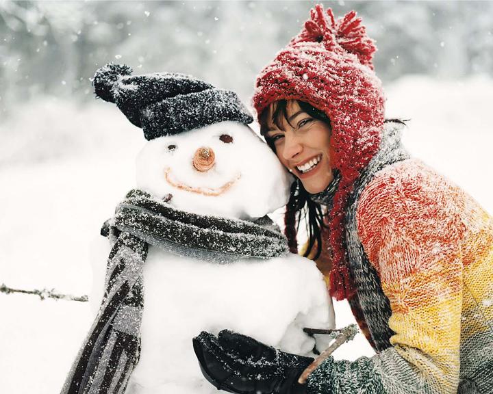 Сможете ли вы отличить весну от зимы?